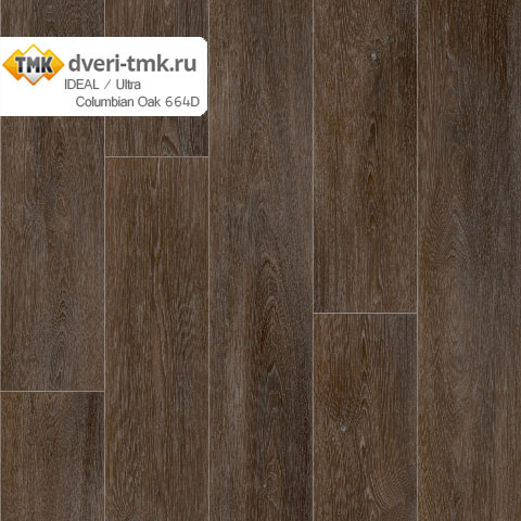 Columbian Oak 664D